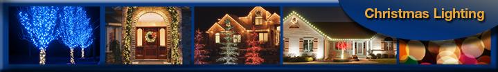 Outdoor Christmas Lighting in Wisconsin