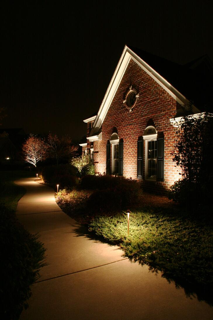 Outdoor lighting tips jenna is thankful that her system keeps up with advances and allows her to enjoy her home more than she ever has while feeling safe again at night when aloadofball Gallery