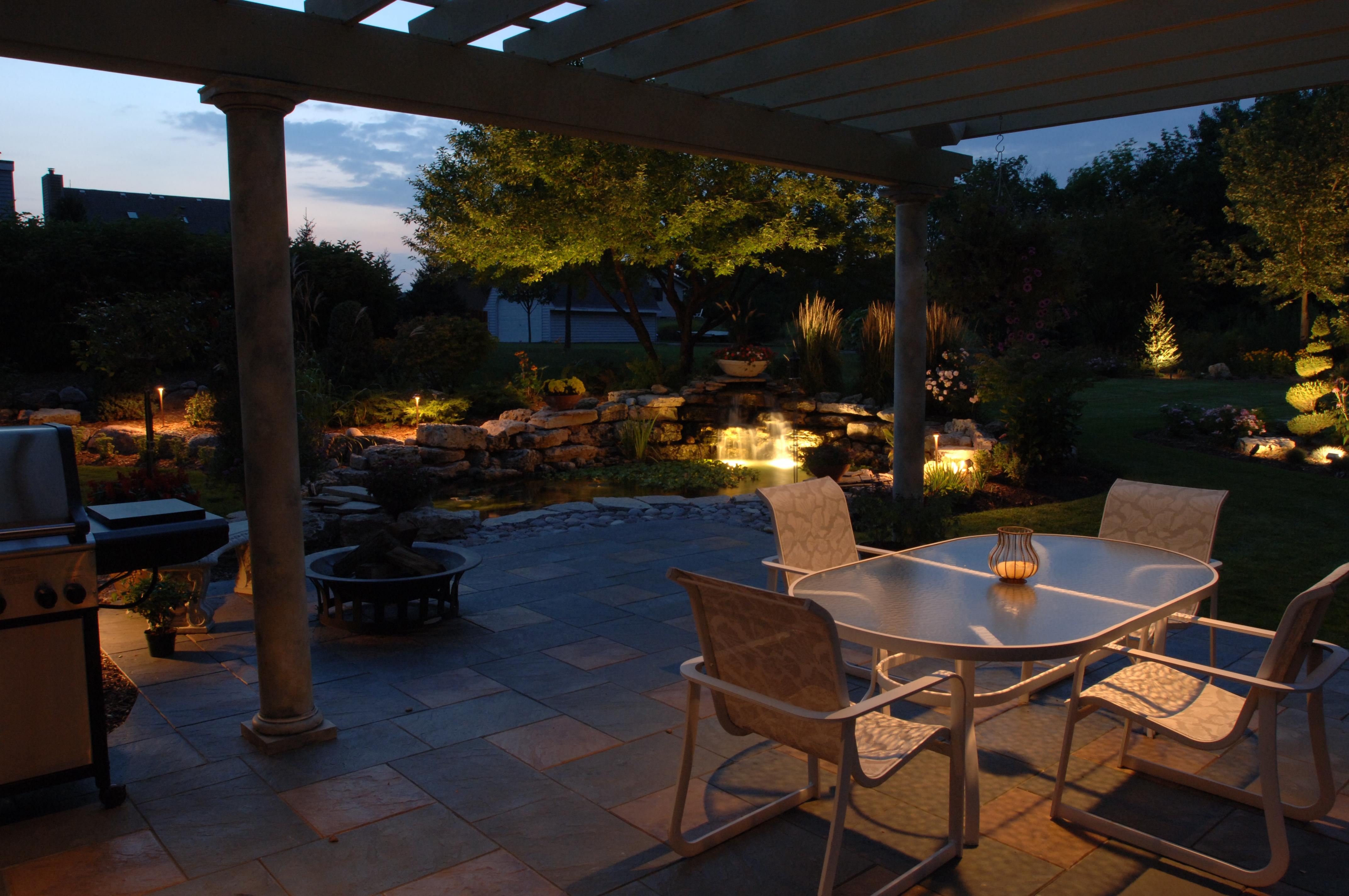 Homeowners Have Many Ways To Enhance Their Own Backyardsu2014through  Landscaping, Outdoor Lighting, Decks, And Patiosu2014that Can Provide